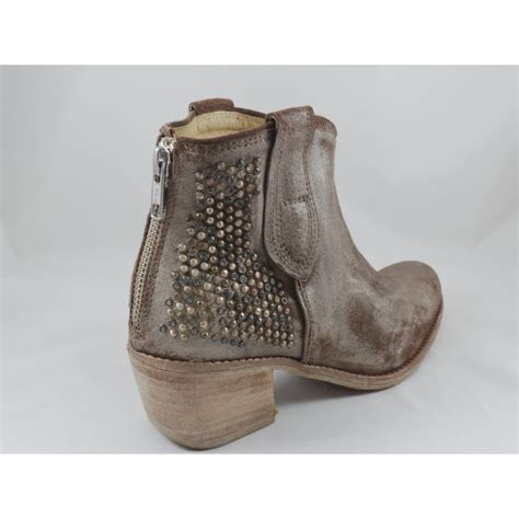 metallic boots bronze metallic ankle boot from size4footwear uk
