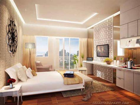 design interior apartemen studio unit apartemen puri orchard dijual launch apartemen