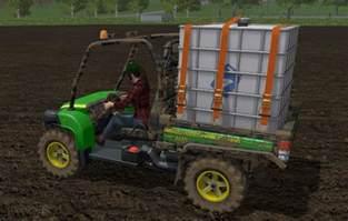 Install My Lights Fs17 John Deere Hpx Gator V1 0 Farming Simulator 2017