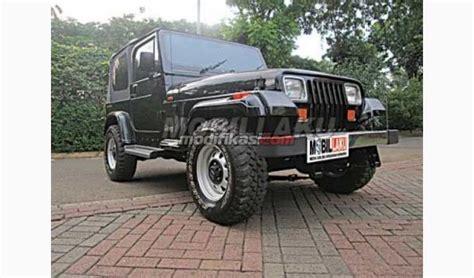 Wrangler Hitam jeep yj wrangler 1996 hitam antik