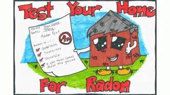 home radon test radon gas testing kits available through the health department