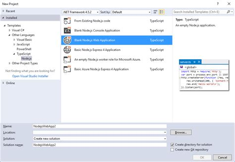 Npm Visual Studio 2017 Not Restoring Packages On Save Stack Overflow Visual Studio 2017 Website Templates
