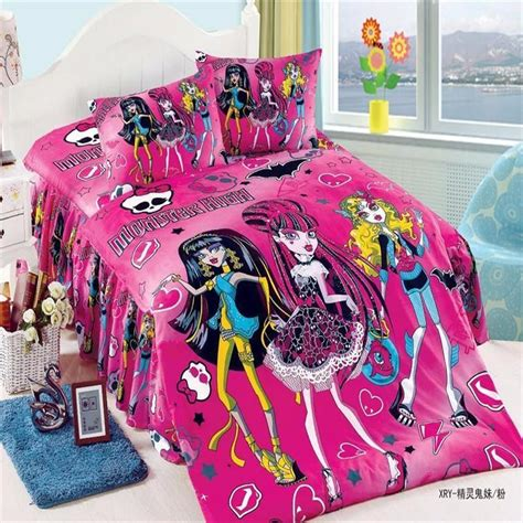 monster high bed set monster high twin bed set best 9 best monster high bed sets images on pinterest