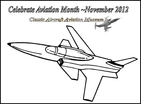 free jet fighter plane coloring pages