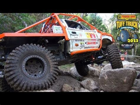 tough dog tuff truck challenge truck 15 on all terrain
