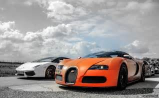 Bugatti Veyron And Lamborghini 2017 Wonderful Bugatti Veyron Vs Lamborghini Gallardo Near