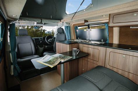vw  campervan volkswagen interior