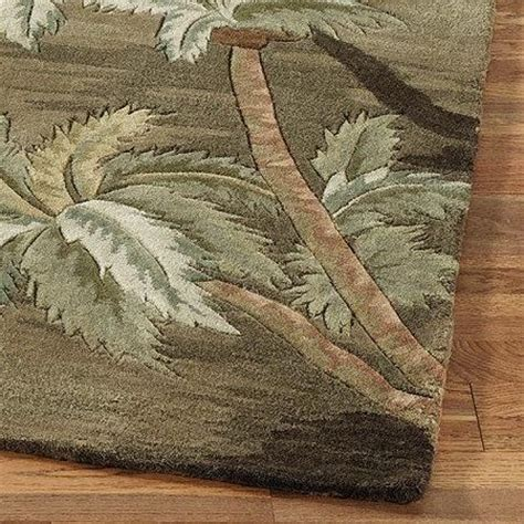 palm leaf rug 133 best images about palms on tropical accent tables and tropical islands