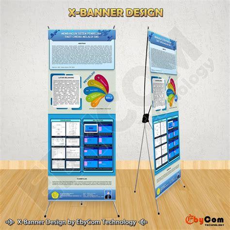 layout untuk pameran 17 terbaik gambar tentang banner x banner design di