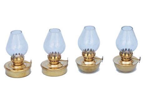 Wholesale Nautical Decor Suppliers by Buy Solid Brass Table L 5 Inch Set Of 4