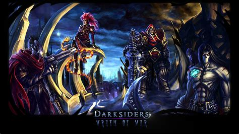 darksiders wallpaper darksiders full hd wallpaper and background image