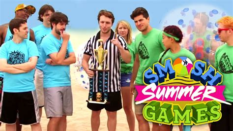 Gamis Summer more with our balls smosh summer
