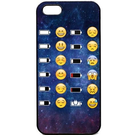 Funky For Iphone 6 Plus 1 iphone 5 5s phone emoji battery space funky smiley