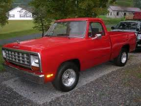 1982 Dodge Truck Find Used 1982 Dodge Up Truck Bed 318 With