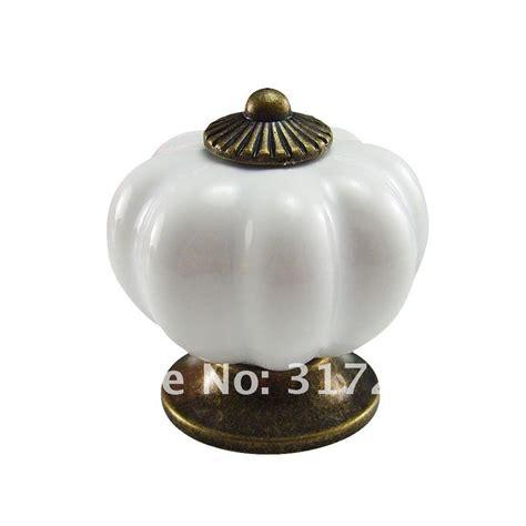 Discount Kitchen Knobs by Pumpkin Knobs Kitchen Cabinet Handles Knobs Ceramic