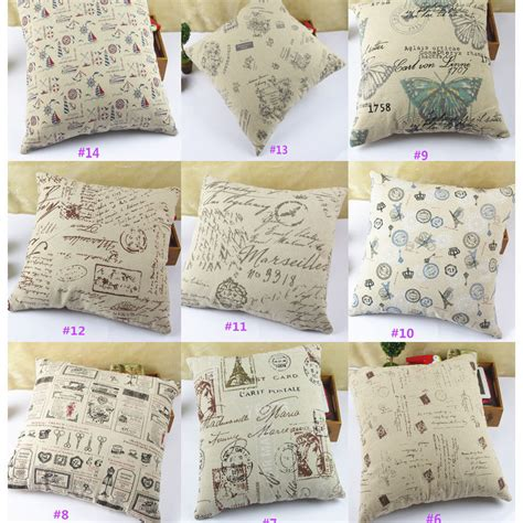 Throw Pillow Styles by 13 Styles Home Decorative Pillow Covers Pillow