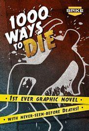 one thousand ways to make 1000 books 1000 ways to die tv series 2008 2012 imdb