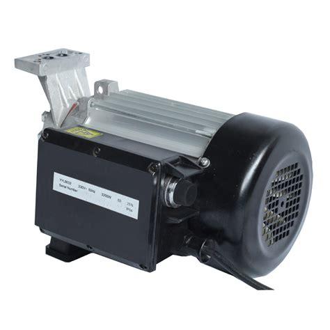 Watt Electric Motors by Forest Master 3hp 2200 Watt Electric Motor Suits 4 5 6 7