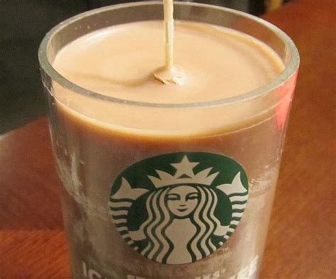 Starbucks Mocha Scented Candle   GeekShop