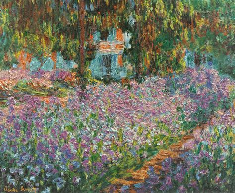 Monet Flower Garden Claude Monet Garden Paintings Still 3 Claude Monet Monet And Paintings
