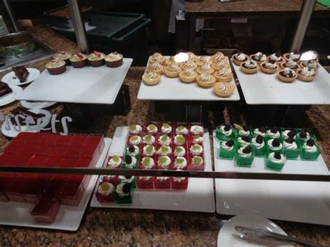 Monte Carlo Vegas Buffet Dessert At The Buffet At Monte Carlo Casino Picture Of