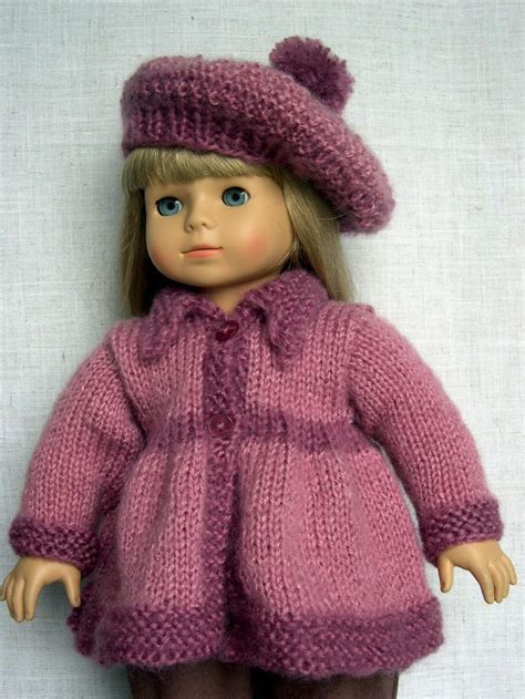 knit sweater pattern 18 inch doll 1000 images about 18 inch doll knitting crochet