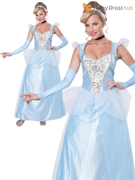 clothing shoes accessories costumes womens costumes ladies deluxe princess fairytale costume adult womens