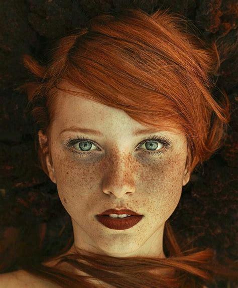 Those Freckles The Red Beauty Vive Les Roux Et Rousses