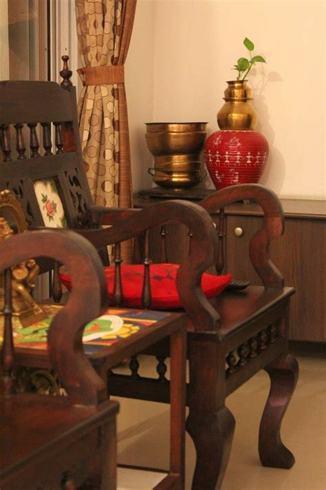 diy home decor indian style living room makeover a kerala style interior in the