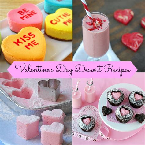 valentine s day dessert recipes to indulge your sweet tooth