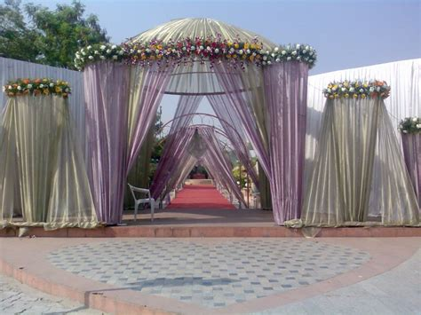 main gate decoration florist ahmedabad flower