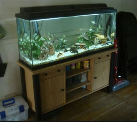 55 Gallon Stand best 55 gallon fish tank stands in 2018 top large