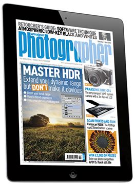 get amateur photographer magazine in digital and print