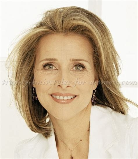 hair uts for women 50 shoulder length shoulder length hairstyles over 50 meredith vieira