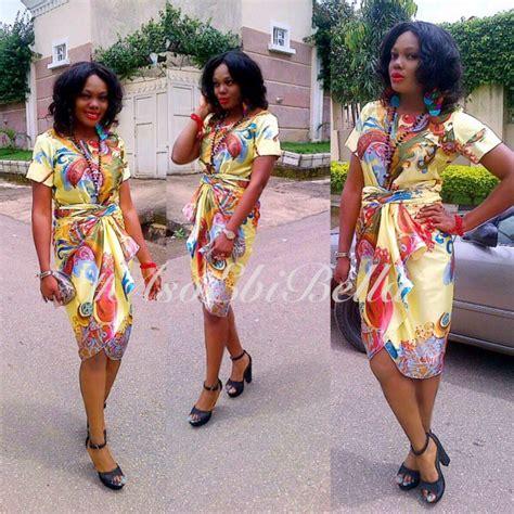styles sewn with silk material aso ebi aso ebi gele naija nigerian wedding asoebi asoebibella