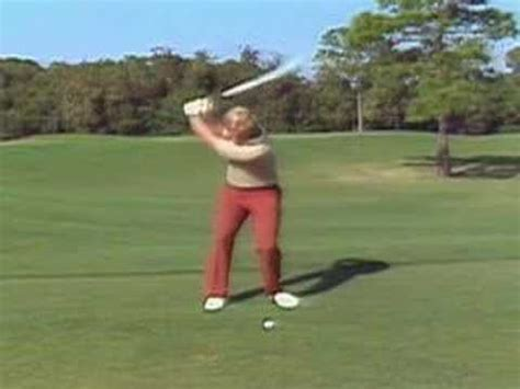 jack nicklaus golf swing slow motion tiger woods swingvision down line 1 funnycat tv