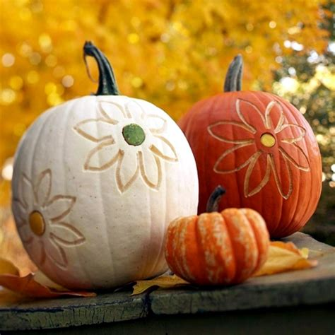 Pumpkin Decorating Ideas Without Carving by Decorate Pumpkins Without Carving Crafts With Children