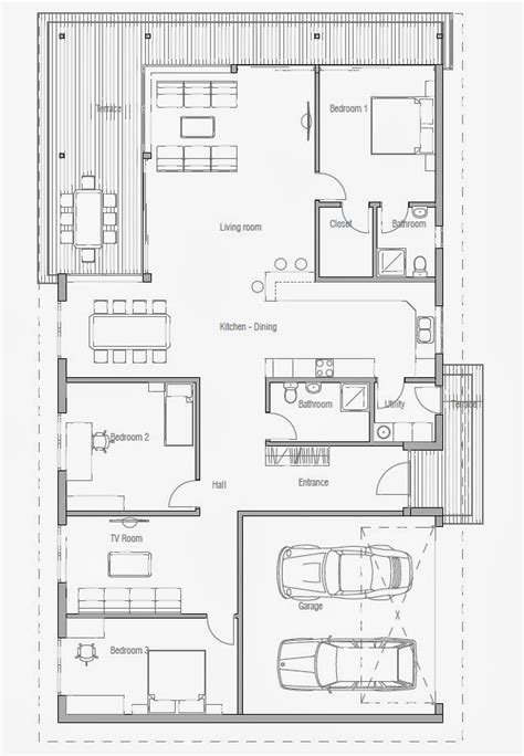 affordable house designs affordable home plans affordable house plan ch169