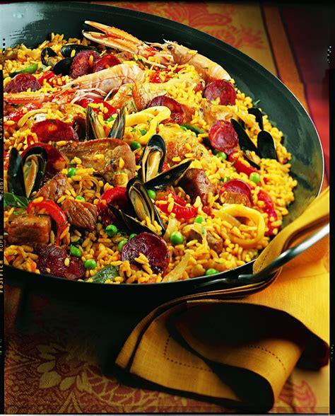 recettes de cuisine v馮騁arienne recette la paella d adrienne
