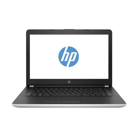 hp laptop 14 bs005tu jual hp 14 bs005tu notebook silver 14 inch hd intel