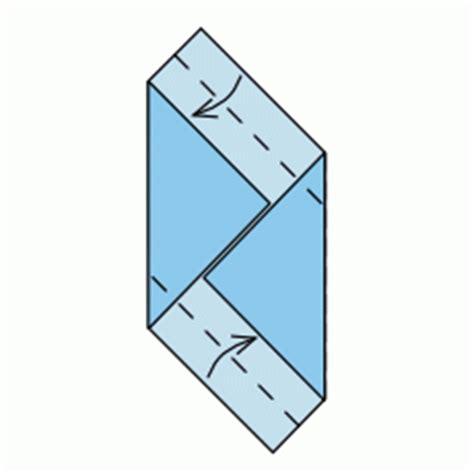 Bettdecke Falten by Briefumschlag Faltanleitungen Origami Kunst