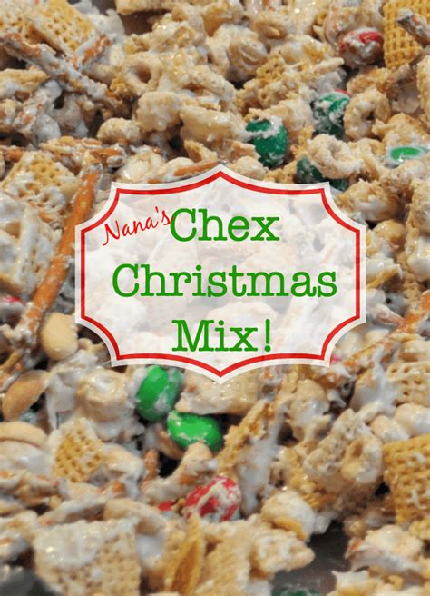 holiday traditions nana s christmas mix momof6
