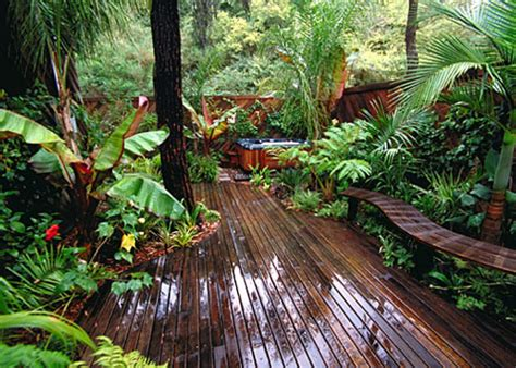 how to create a tropical backyard small home tropical landscapes google search gardening