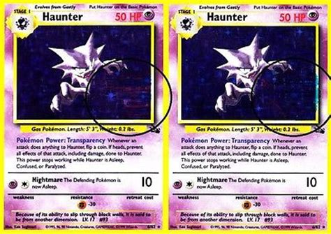 pokemon card crazy misprints/errors updated 2013 | ebay