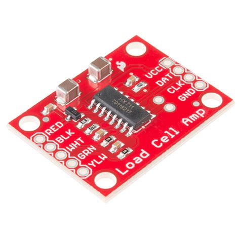 Load Cell Lifier Hx711 sparkfun load cell lifier hx711