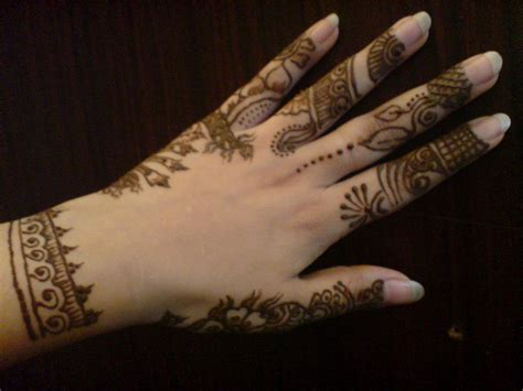 mehndi style easy mehndi designs for beginners