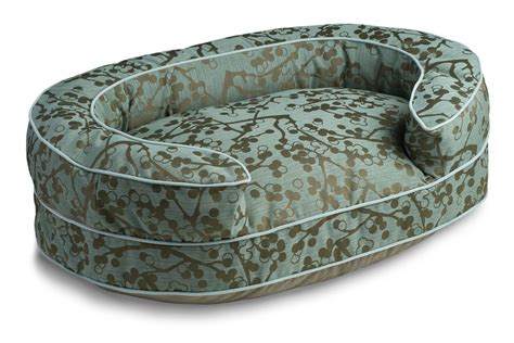 crypton dog bed crypton dog bed medium cherries teal