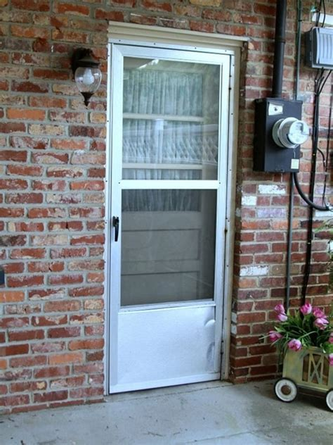 Painting An Exterior Metal Door Paint An Exterior Metal Door Like A Professional Petticoat Junktion