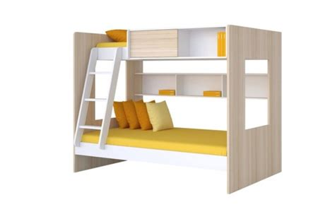 wooden bunk beds with stairs wooden bunker bed sturdy bunker bed with stairs