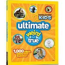 back talk national geographic kids my shot ultimate weird but true book findgift com